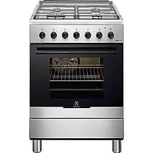 Electrolux rkk61380ox Cocina Independiente Horno Eléctrico Clase A inoxidable
