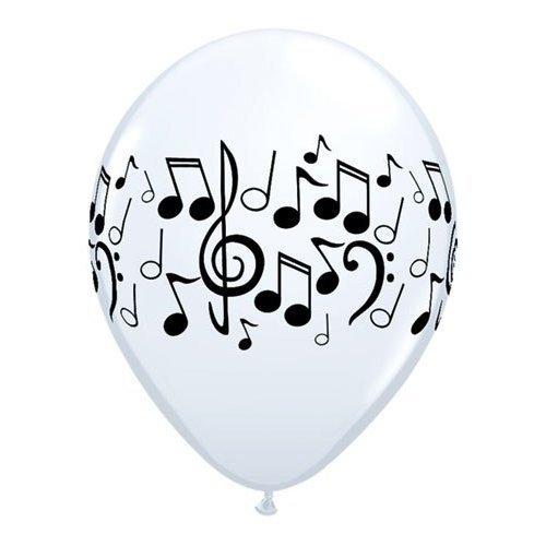 black-white-music-notes-11-latex-qualatex-balloons-x-5
