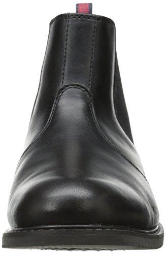 Timberland Herren Brook Park_brook Park Chelsea Boots Schwarz (Black Smooth)