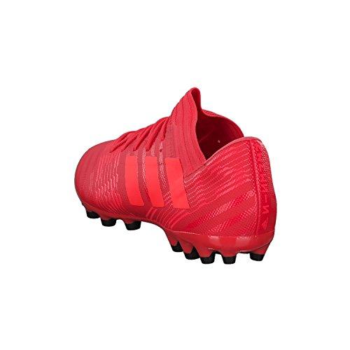 Scarpe Da Calcio Adidas Uomo Nemeziz 17.3 Ag Corallo / Rosso