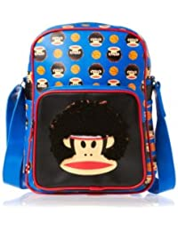 Paul Frank Julius Afro Homme Shoulder Bag Bleu