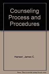 Counseling Process and Procedures