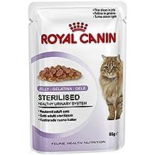 Royal Canin Sterilised, Gelat para Gatos, 85 g