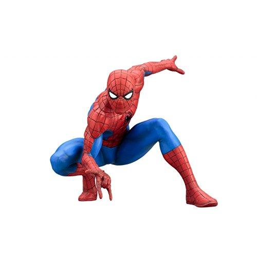 Kotobukiya kmk204Maßstab 1: 10The Amazing Spider Man ARTFX Plus Statue (Kotobukiya Spiderman)