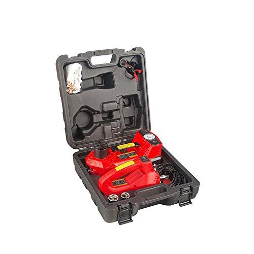 Preisvergleich Produktbild Hydraulischer Wagenheber für Reparaturen an Vans und Trucks,  3-in-1,  12 V DC,  3 T