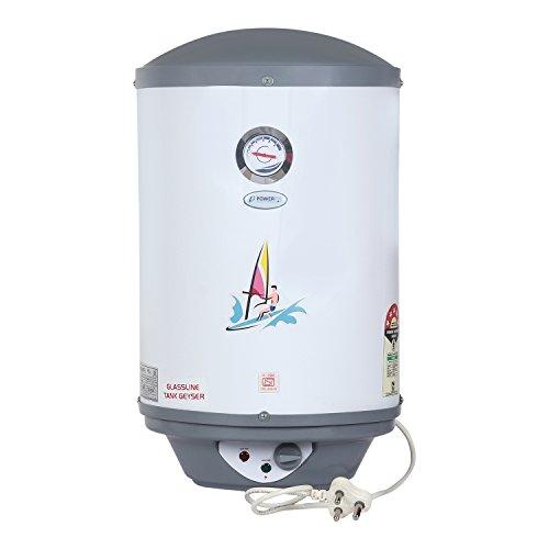 Powerpye Glassline25 Litre Water Heater Geyser 5 Star isi Mark