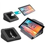 reboon Tablet Kissen für das MP Man MP110CTA - ideale iPad Halterung, Tablet Halter, eBook-Reader Halter für Bett & Couch