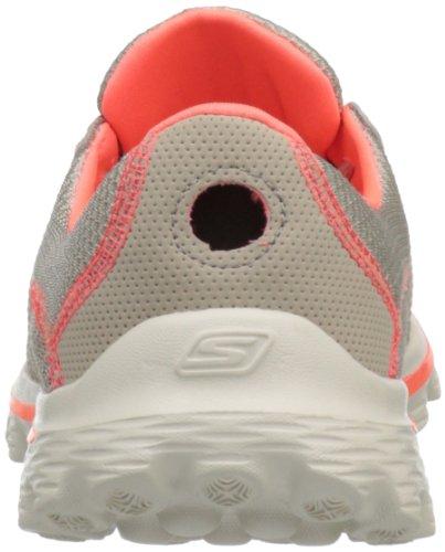 Skechers - Go Walk 2-Stance, Scarpe tecniche  da donna Beige (NTCL)