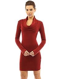 PattyBoutik DR-0809-GR-M - Vestido para Mujer
