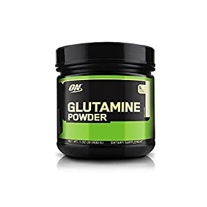 41Cl9CxEOiL. SS300  - Optimum Nutrition Glutamine 5000 Muscle Recovery Powder, 600 g