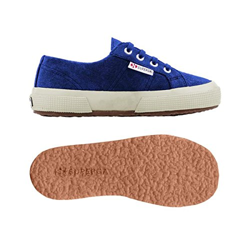 Superga 2750-Suebinj, Scarpe per bambini, Unisex - bambino INTENSE BLUE