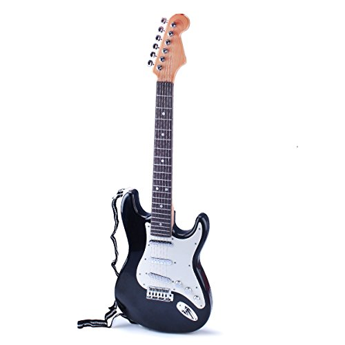 sant-fe-26-6-string-simulation-electric-guitar-toy-kids-interest-cultivation-equipment-birthday-gift