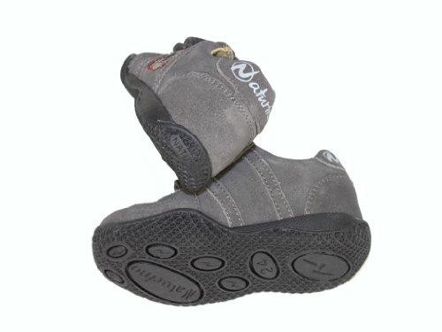NATURINO Kinderschuhe Schuhe Halbschuhe Shoe 4649 Grau