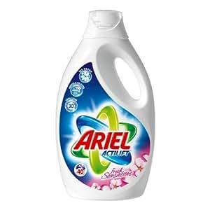 Ariel Actilift Lessive Liquide Fresh Sensations 40 Doses 2,92 Litres
