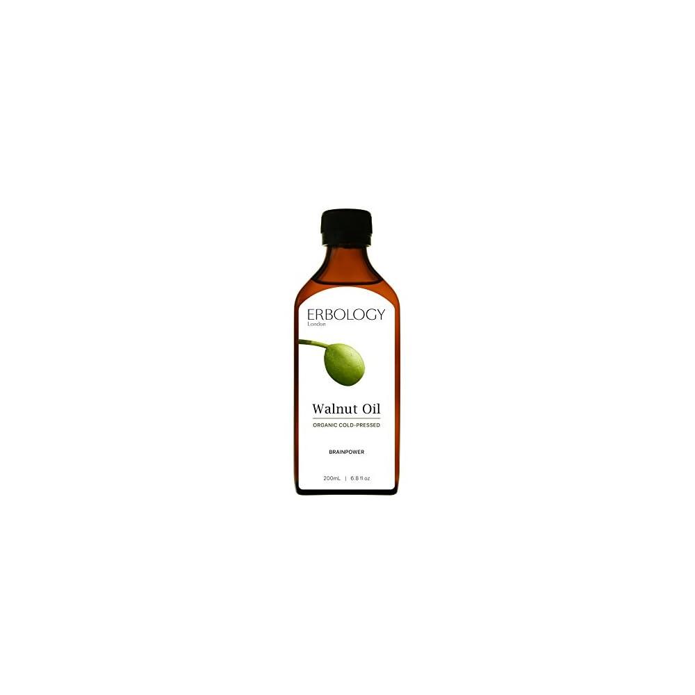 Bio Kaltgepresstes Walnussl 200ml Reich An Omega 3 Und Vitamin E Vegan Glutenfrei