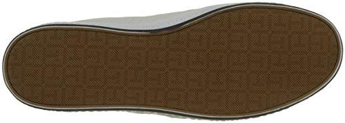 Tommy Hilfiger Essential Flag Detail Sneaker, Scarpe da Ginnastica Basse Uomo Bianco (White 100)