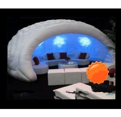 gr-tech Instrument® Aufblasbares Zelt