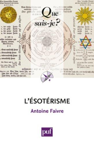 L'ésotérisme par Antoine Faivre
