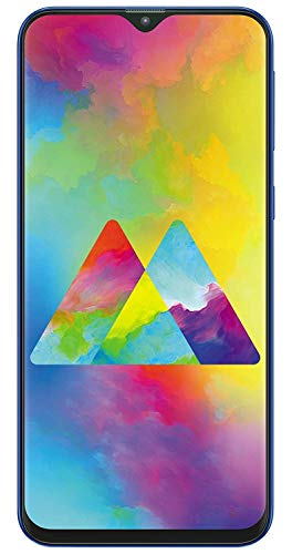 Samsung Galaxy M20 Dual SIM 4G 32Go Bleu (3Go) Smartphone Débloqué
