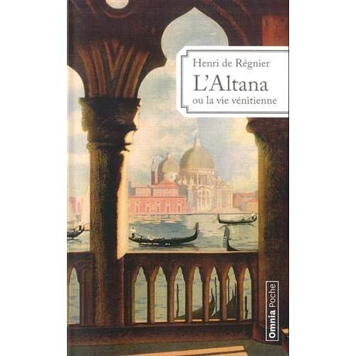 L'Altana ou la vie vénitienne
