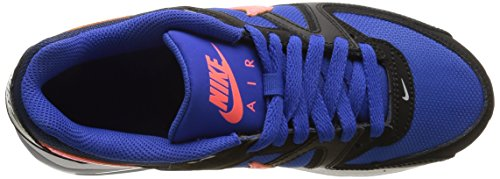 Nike Air Max Command (GS), Sneakers basses garçon Game Royal/Hot Lava-Black-Wolf Grey