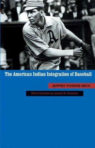 The American Indian Integration of Baseball by Jeffrey Powers-Beck (2009-03-20) par Jeffrey Powers-Beck