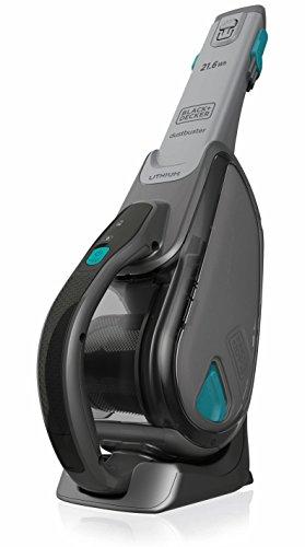 dustbuster black decker Black & Decker Dustbuster Handstaubsauger Blau Titanium/Aqua