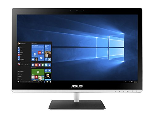 Asus V220IAUK-BA016X Ordinateur de bureau tout-en-un 21,5'' Noir (Intel Pentium, 4 Go de RAM, 1 To, Intel HD Graphics, Windows 10 Home)
