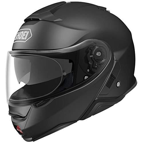 Shoei Neotec 2 Opaco Nero Modulare Motociclo Casco Taglia XXS