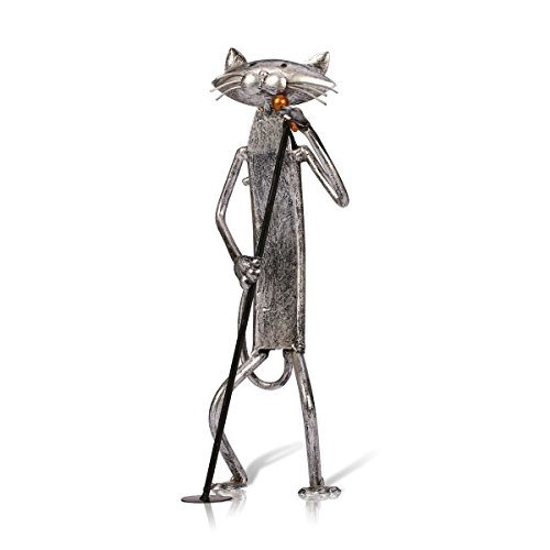 Figura decorativo gato