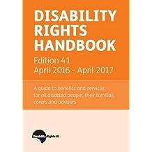 Disability Rights Handbook: April 2016 - April 2017