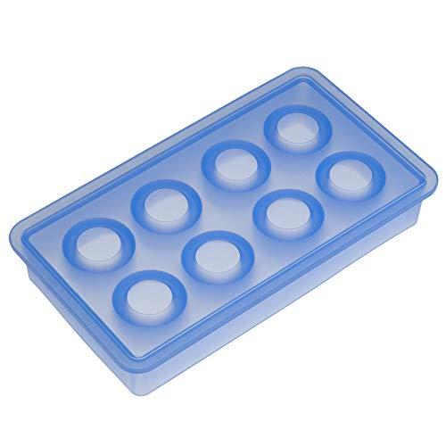 Lurch 10436 Eiswürfelbereiter Kugeln, ø 3,3 cm, eisblau -
