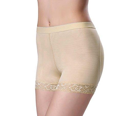 Imixcity Women Foam Padded Push-up Butt Lifter Shaper Panties Underwear Briefs Boy Shorts Test