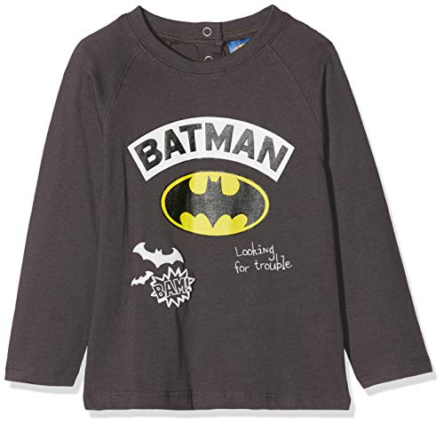 544 T-Shirt, Grau Gris, 1-3 (Herstellergröße: 3 Monate) ()