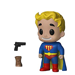 Funko 35788 5 Star: Fallout S2: Vault Boy (Toughness), Multi
