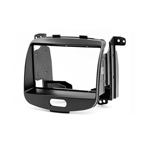 carav 11-143 Doppel DIN Autoradio Radioblende DVD Dash Installation Kit für Hyundai I-10 2008-2013 Faszie mit 173 * 98 mm und 178 * 102 mm Aftermarket Radio Installation