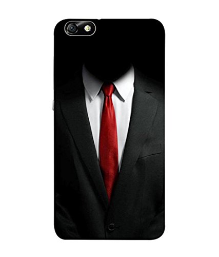 PrintVisa Designer Back Case Cover for Huawei Honor 4X :: Huawei Glory Play 4X (Suit shirt tie formal decent)  available at amazon for Rs.349