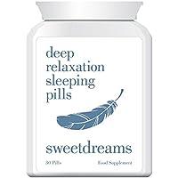 Preisvergleich für SWEET DREAMS SLEEPING PILLS tiefe Entspannung Schlaftabletten - Schlaflosigkeit relax schlaf TABLETS