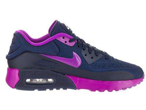 Nike Damen 844600-400 Turnschuhe Midnight Navy/Hypr Vlt Bl Tnt