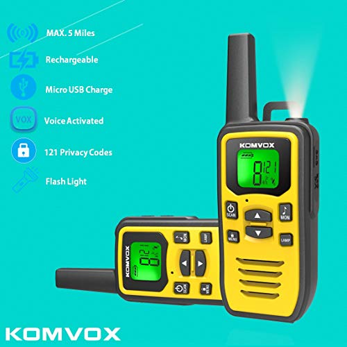 Zoom IMG-2 professionali radio walkie talkie pmr