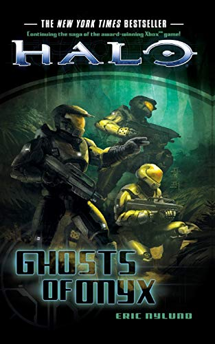 Halo: Ghosts of Onyx (Kilo-Five Series (Halo)) di Eric Nylund