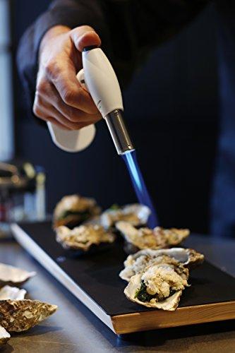 Rsle-12844-Chalumeau-de-cuisine-argent-acier-inoxydable