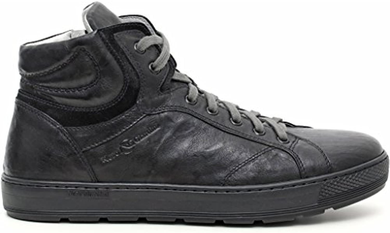 Zapatos Unisex Nike Wmns SF Air Force 1 Cuero y Tela Gris 857872-003 -