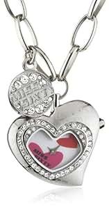 Miss Sixty - SNS001 - Dream - Montre Femme - Quartz Analogique - Cadran Rose - Bracelet en Acier Inoxydable