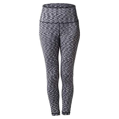 SHUBIHU Frauen Yoga Hosen Bequeme Mode 2019 Schnelltrocknende, eng anliegende Stretch-Fitness-Shorts für Damen für Yogahosen (Iron Paare Man Kostüm)