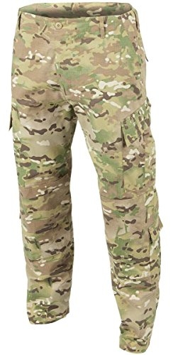 Army Military Pants (Mil-Tec US Feldhose ACU R/S multitarn Gr.L)