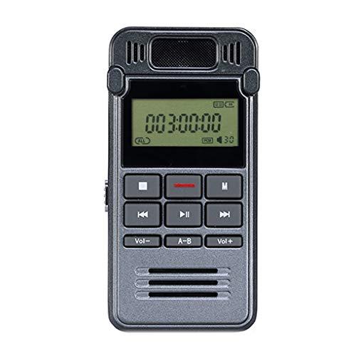 Topker Digital Voice Activated Recorder Professional Line-in-Telefon-Aufnahme Stereo Noise Reduction Lange Zeit Rekord 8GB Telefon Telefon-recorder