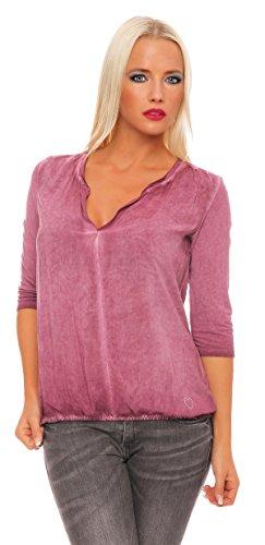 Key Largo Damen T-Shirt DLS Amira Violett