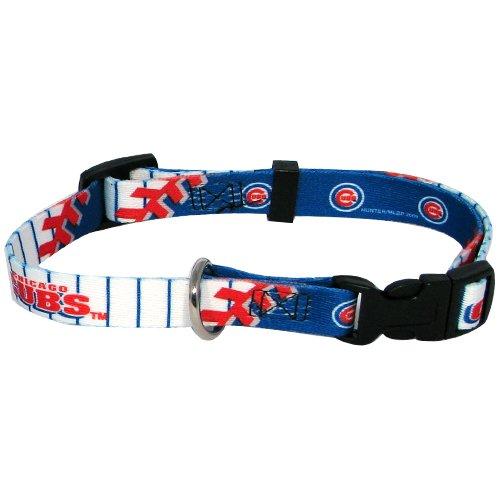 hunter-mfg-chicago-cubs-dog-collar-medium-by-mlb