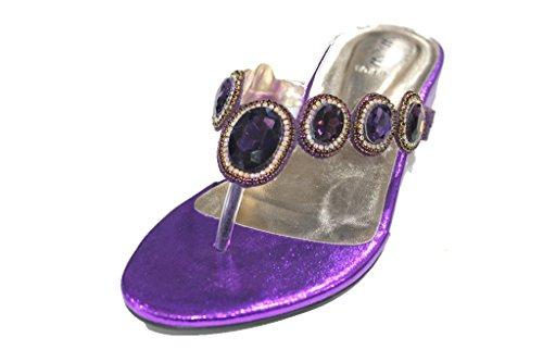 Andar Sandalen 43 Damen Desgaste Violett Uk E 5nwB6qx8pS